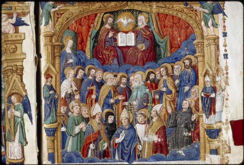Lyon, Bibl. mun., ms. 5125, f. 004 - vue 2