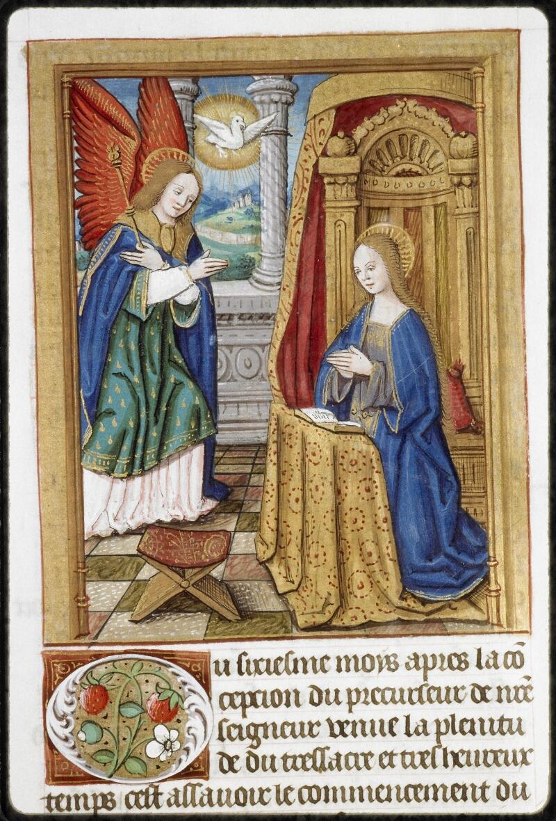 Lyon, Bibl. mun., ms. 5125, f. 020 - vue 2