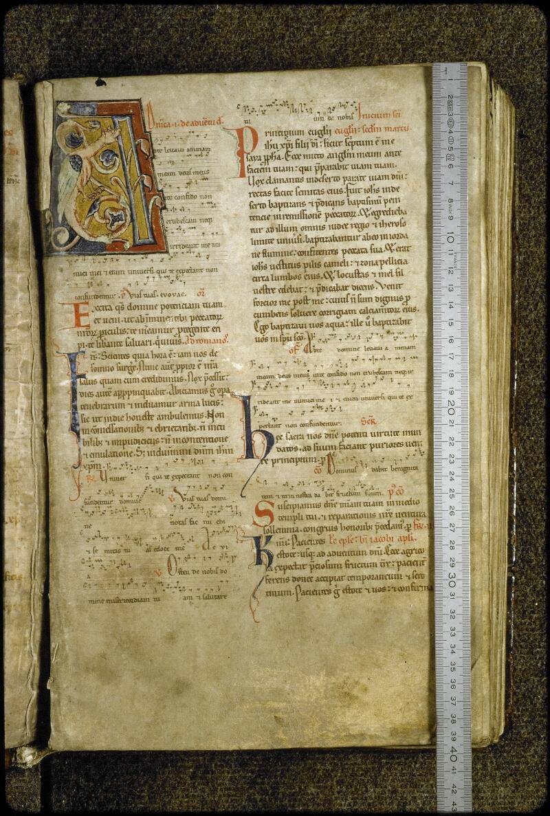 Lyon, Bibl. mun., ms. 5126, f. 005 - vue 1