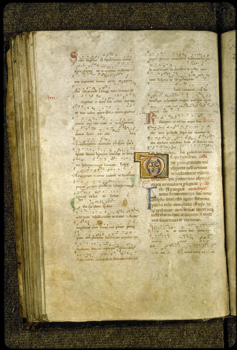 Lyon, Bibl. mun., ms. 5126, f. 074v - vue 1