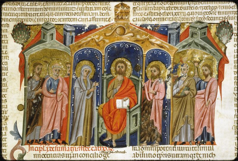 Lyon, Bibl. mun., ms. 5127, f. 001 - vue 3