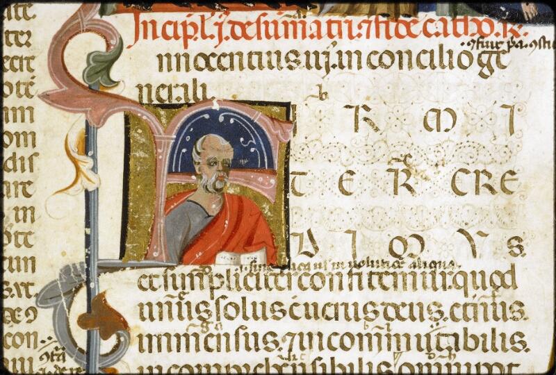 Lyon, Bibl. mun., ms. 5127, f. 001 - vue 4