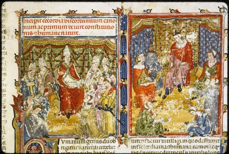 Lyon, Bibl. mun., ms. 5128, f. 001 - vue 3