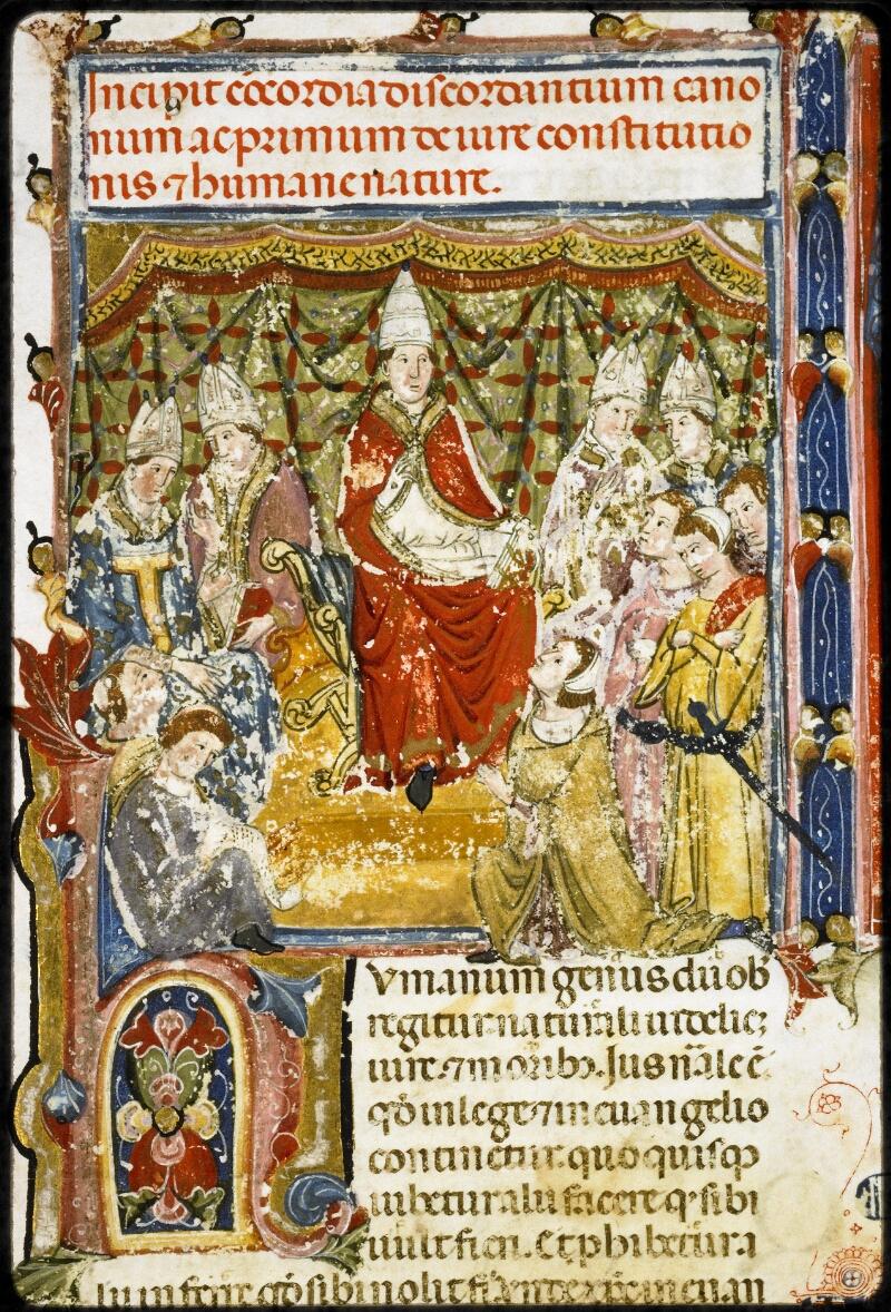 Lyon, Bibl. mun., ms. 5128, f. 001 - vue 5