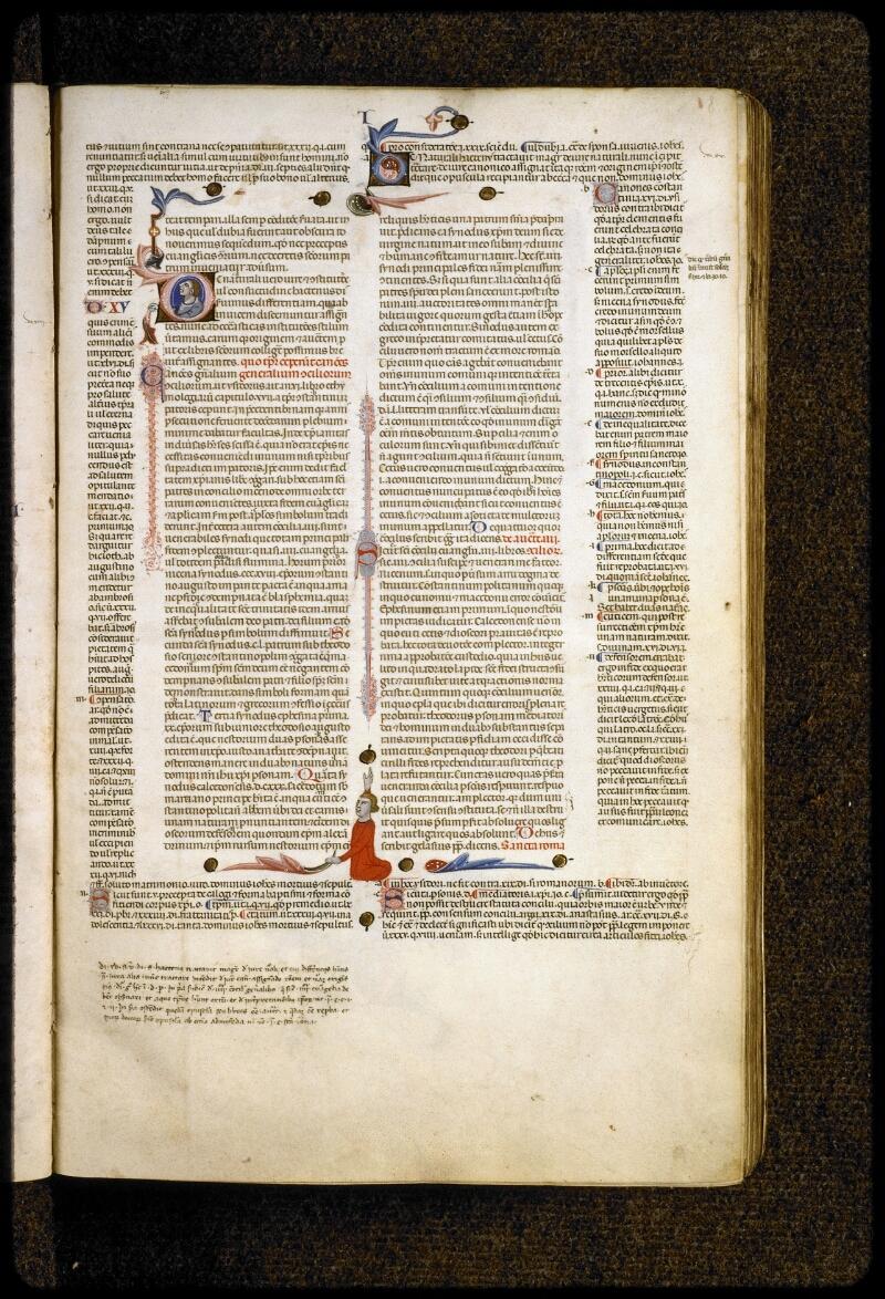 Lyon, Bibl. mun., ms. 5128, f. 008 - vue 1