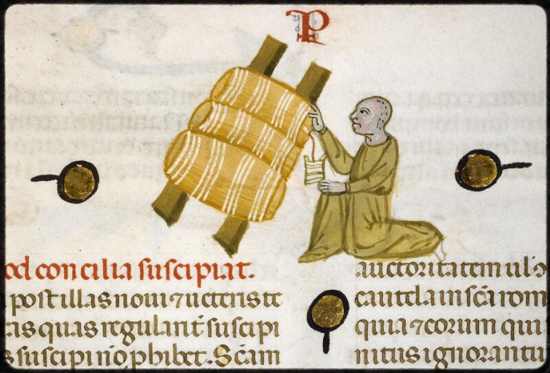 Lyon, Bibl. mun., ms. 5128, f. 008v - vue 1
