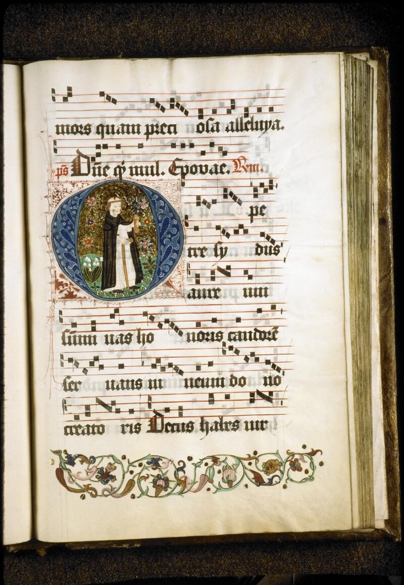 Lyon, Bibl. mun., ms. 5130, f. 103 - vue 1