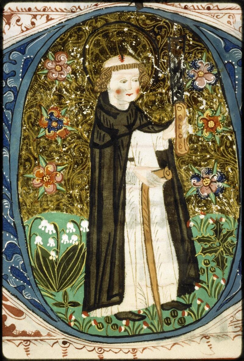Lyon, Bibl. mun., ms. 5130, f. 103 - vue 3