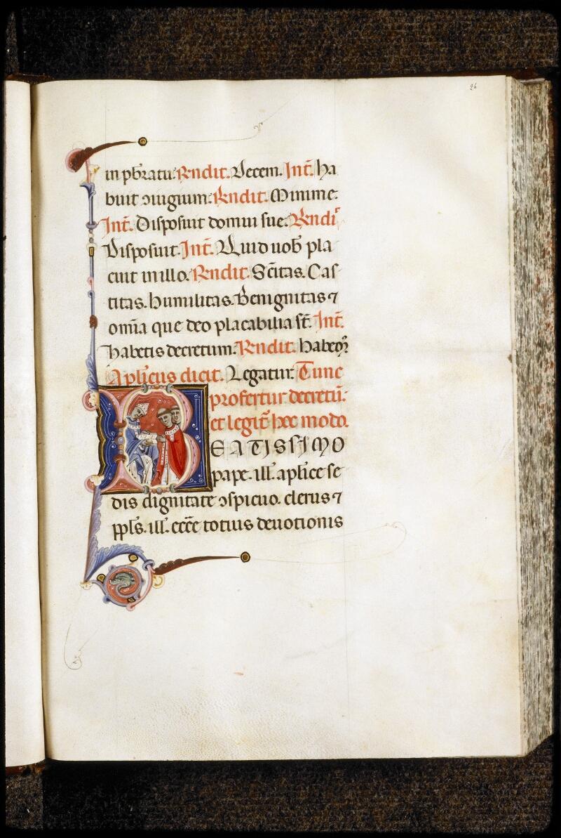 Lyon, Bibl. mun., ms. 5132, f. 026 - vue 1