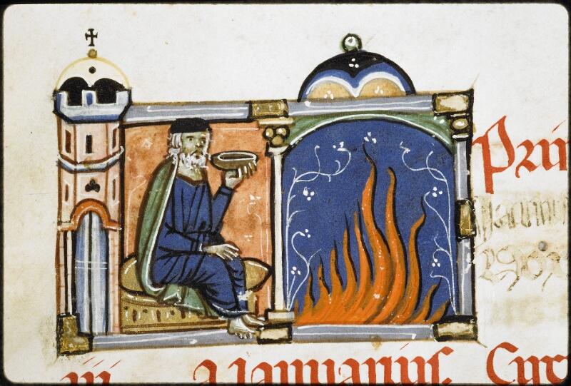 Lyon, Bibl. mun., ms. 5135, f. 003 - vue 3