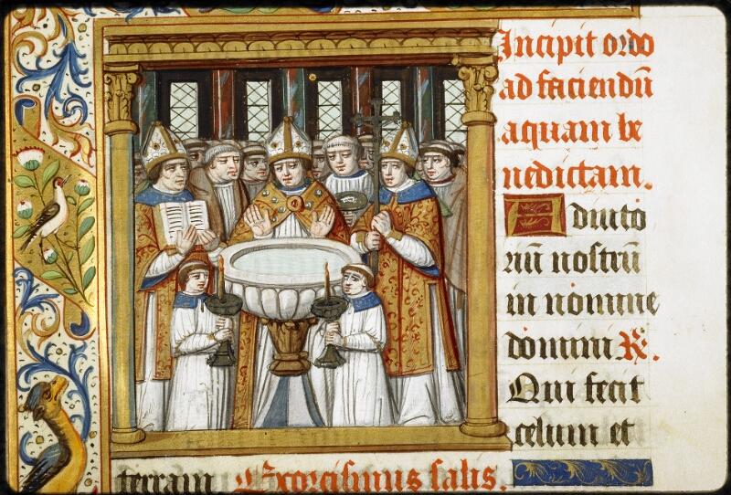 Lyon, Bibl. mun., ms. 5136, f. 001 - vue 2