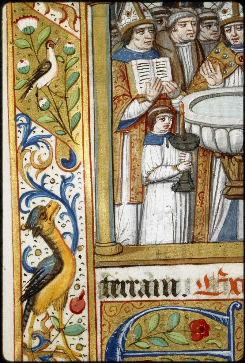 Lyon, Bibl. mun., ms. 5136, f. 001 - vue 3