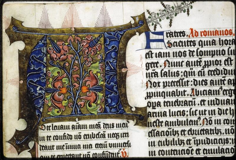 Lyon, Bibl. mun., ms. 5137, f. 002 - vue 3