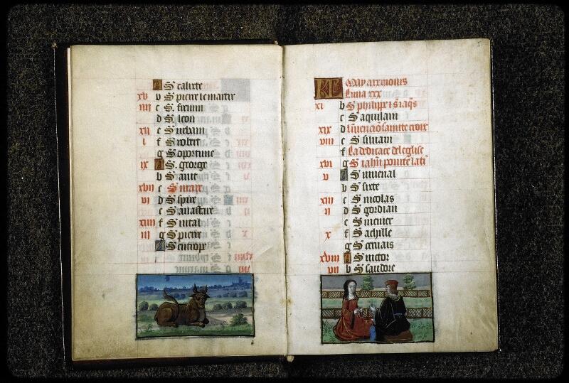 Lyon, Bibl. mun., ms. 5141, f. 004v-005