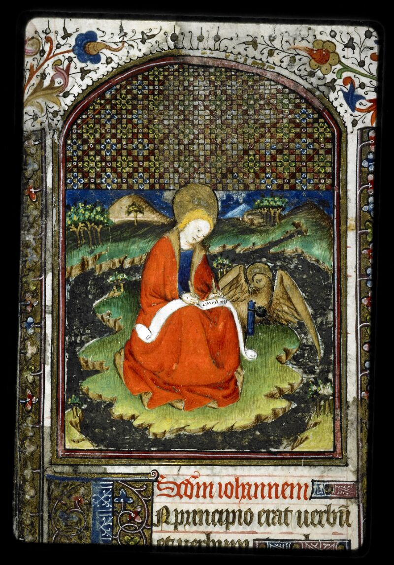 Lyon, Bibl. mun., ms. 5142, f. 001 - vue 3