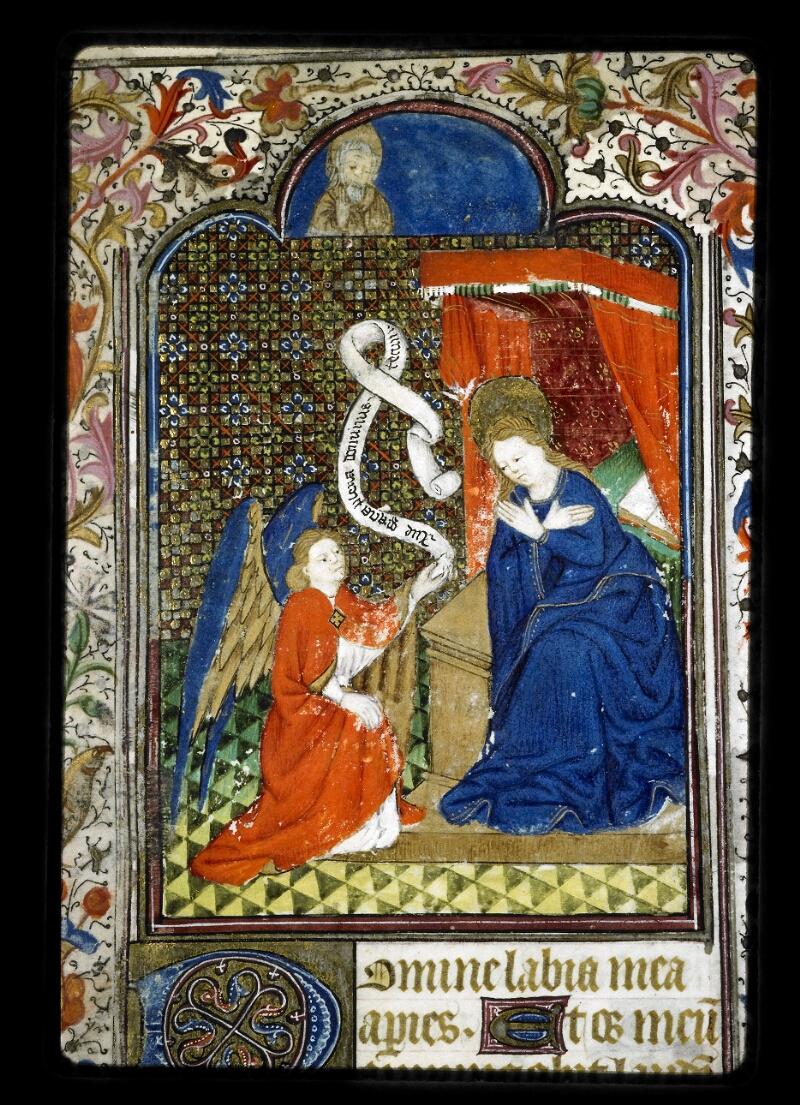 Lyon, Bibl. mun., ms. 5142, f. 013 - vue 1