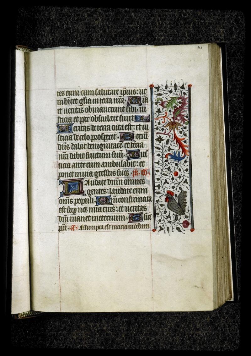 Lyon, Bibl. mun., ms. 5142, f. 041 - vue 2