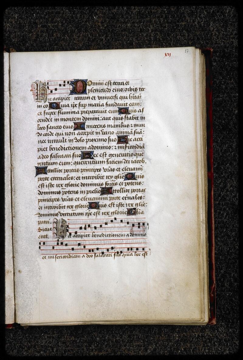 Lyon, Bibl. mun., ms. 5144, f. 017 - vue 1