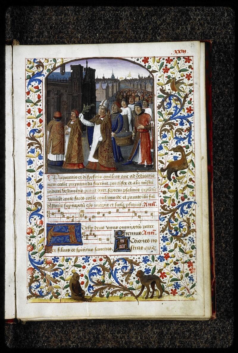 Lyon, Bibl. mun., ms. 5144, f. 028 - vue 1