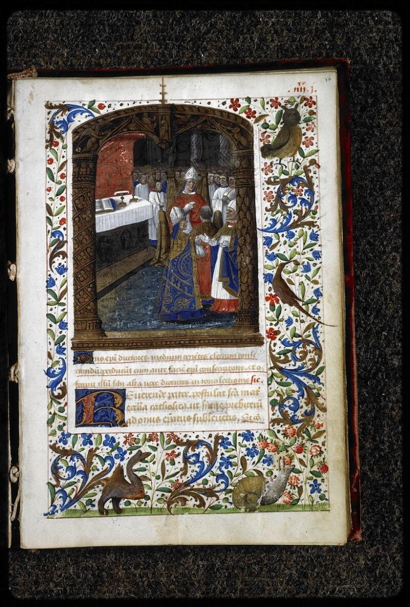 Lyon, Bibl. mun., ms. 5144, f. 086 - vue 1