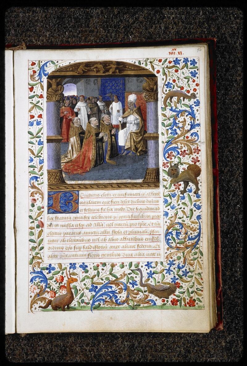 Lyon, Bibl. mun., ms. 5144, f. 096 - vue 1