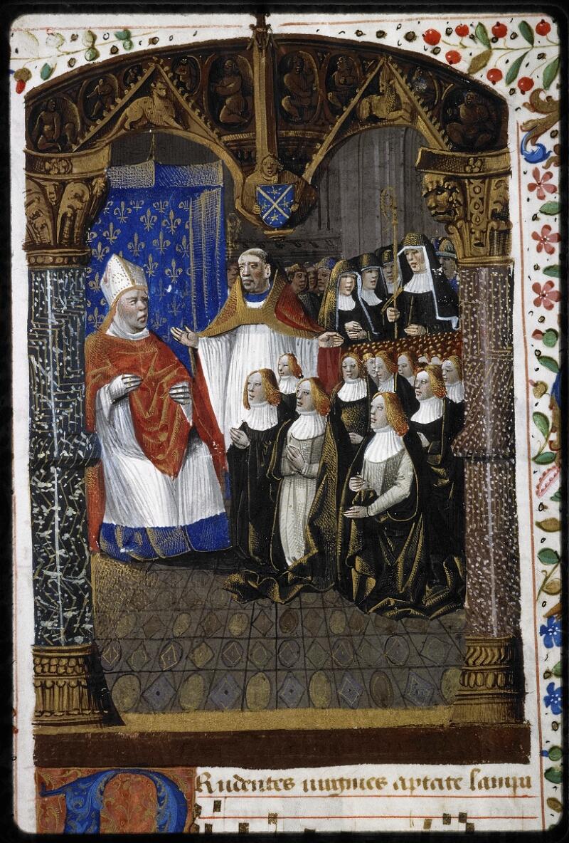 Lyon, Bibl. mun., ms. 5144, f. 103 - vue 1