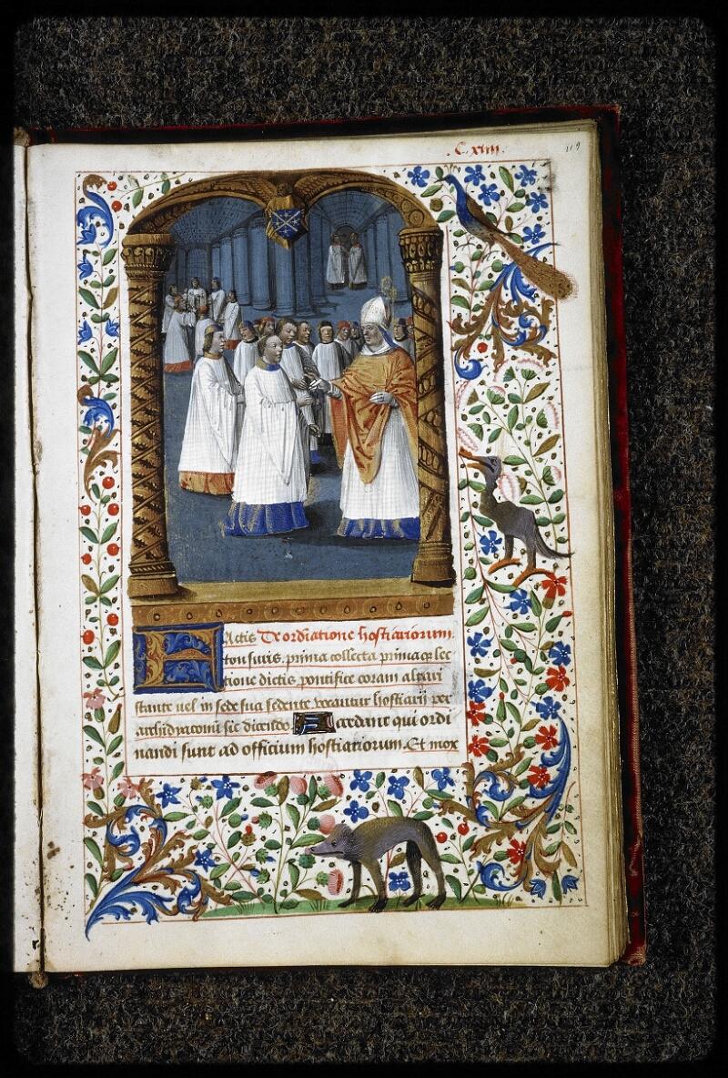 Lyon, Bibl. mun., ms. 5144, f. 119 - vue 1