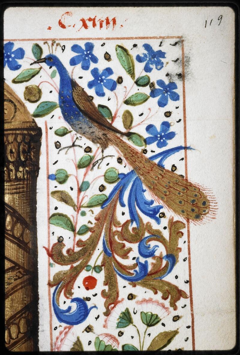 Lyon, Bibl. mun., ms. 5144, f. 119 - vue 3