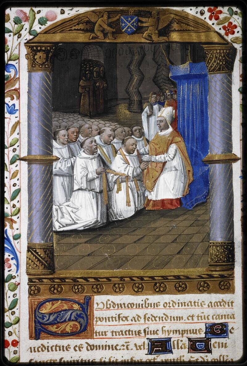 Lyon, Bibl. mun., ms. 5144, f. 129 - vue 2