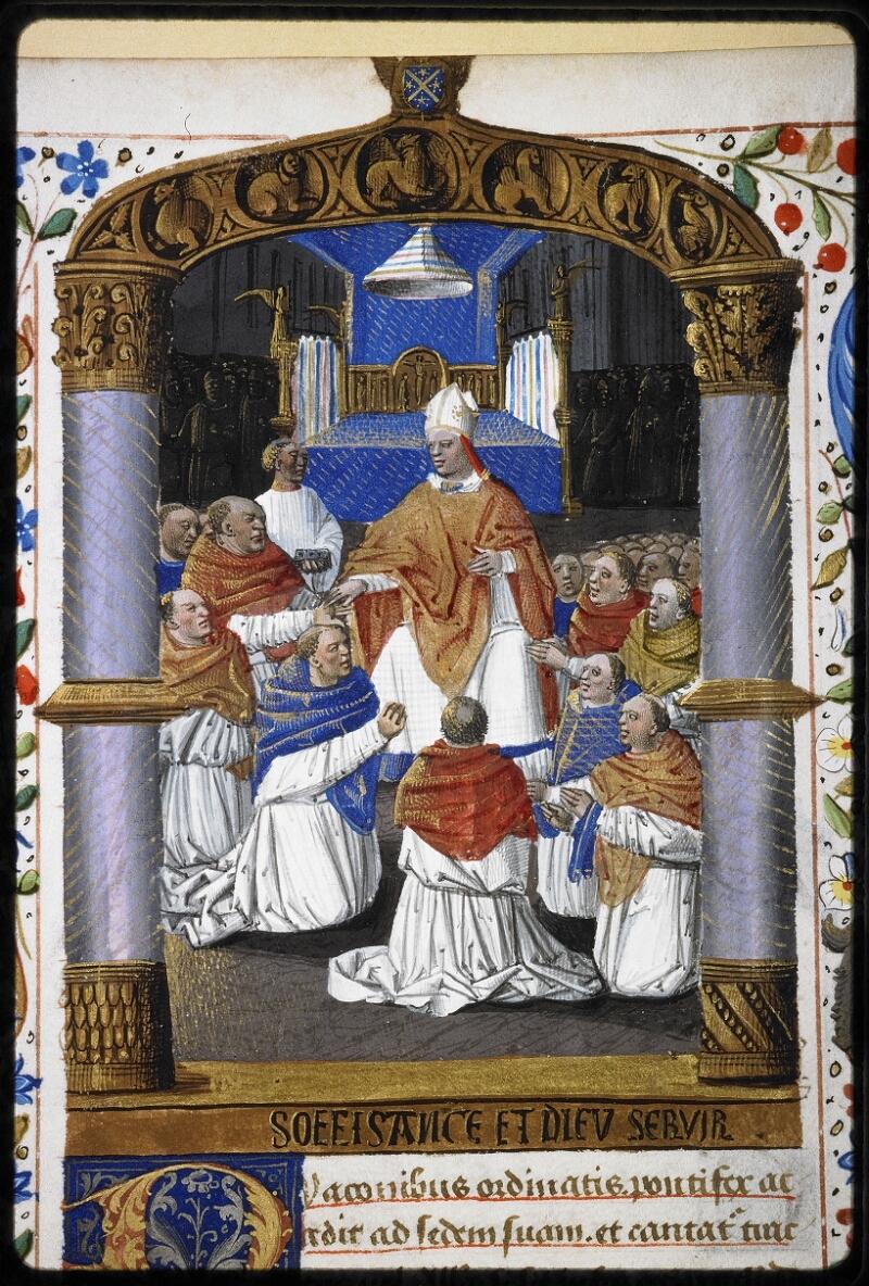 Lyon, Bibl. mun., ms. 5144, f. 133 - vue 2