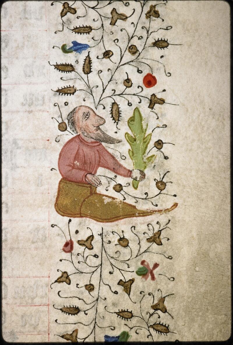 Lyon, Bibl. mun., ms. 5146, f. 001 - vue 3