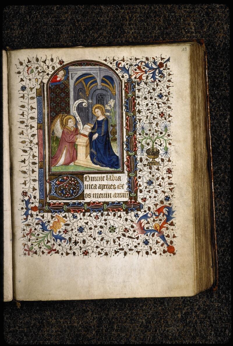 Lyon, Bibl. mun., ms. 5146, f. 019 - vue 1