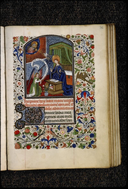 Lyon, Bibl. mun., ms. 5147, f. 031 - vue 1