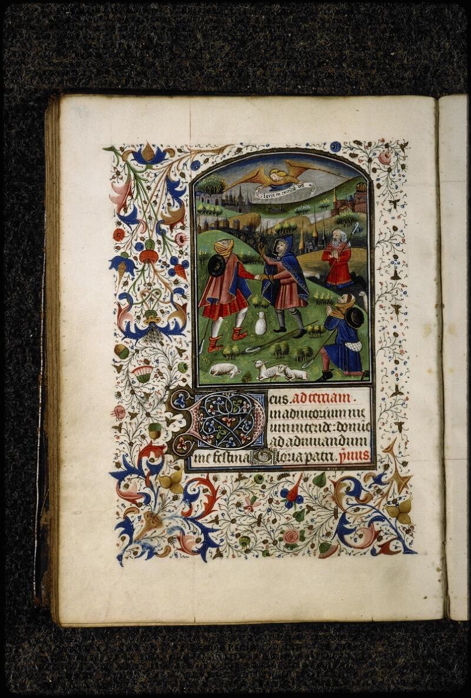 Lyon, Bibl. mun., ms. 5147, f. 054v - vue 1