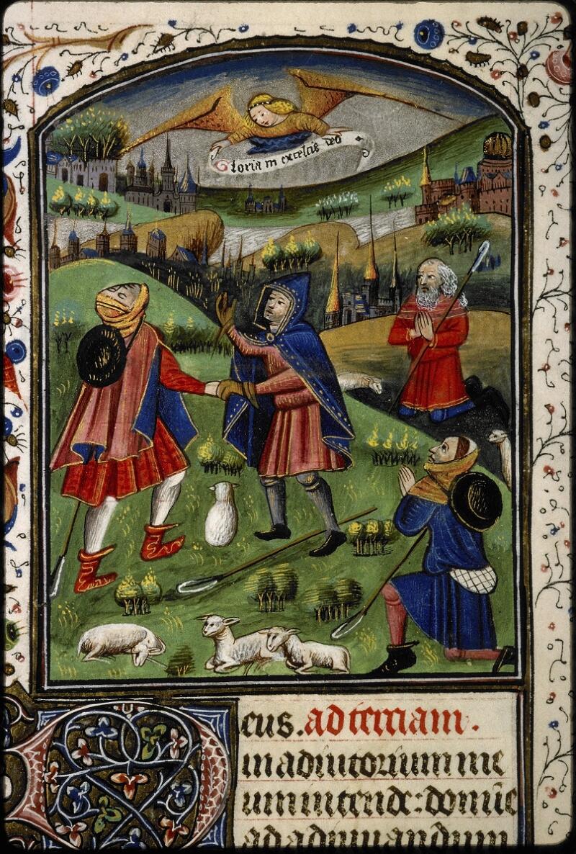 Lyon, Bibl. mun., ms. 5147, f. 054v - vue 2