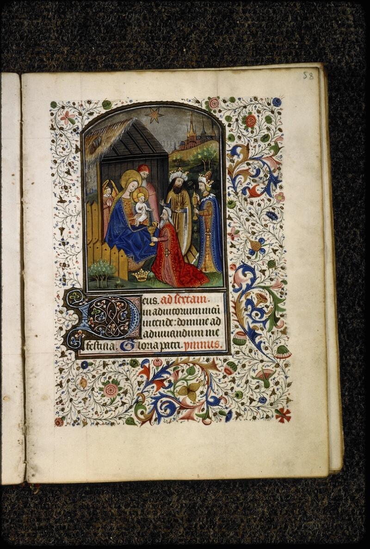 Lyon, Bibl. mun., ms. 5147, f. 058 - vue 1