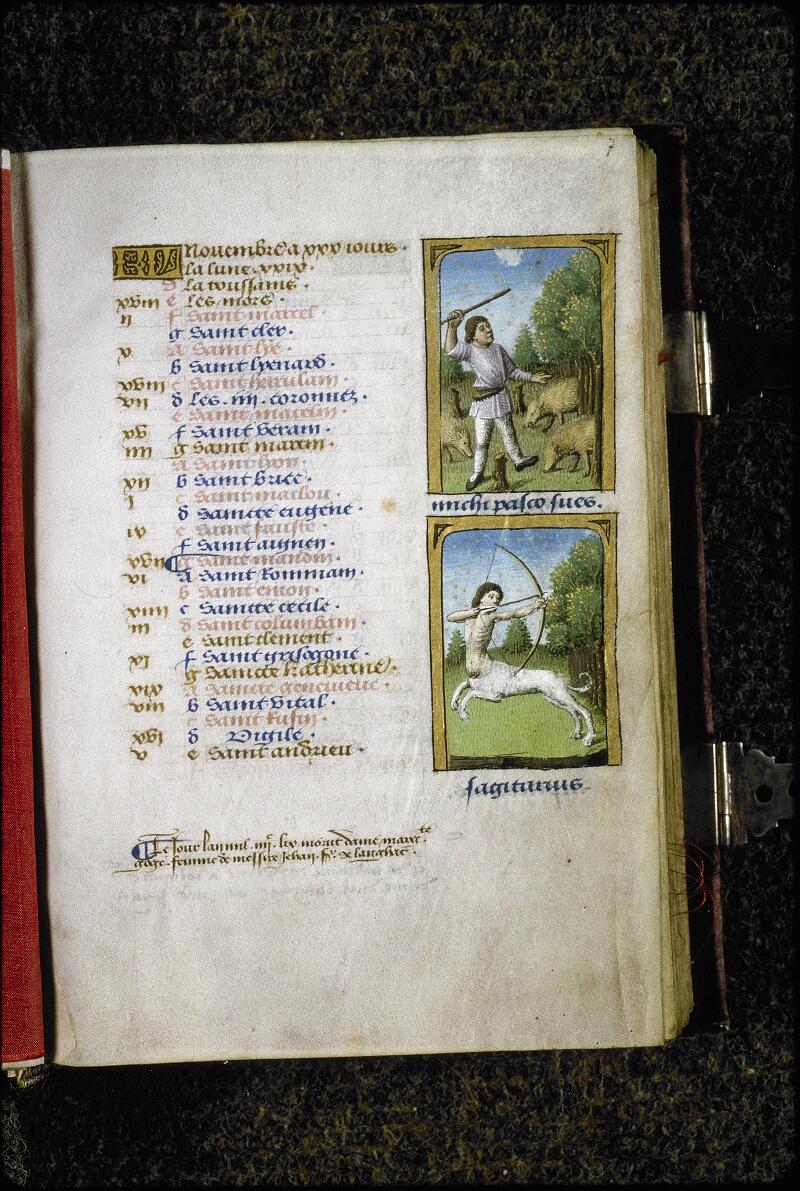 Lyon, Bibl. mun., ms. 5154, f. 007 - vue 1
