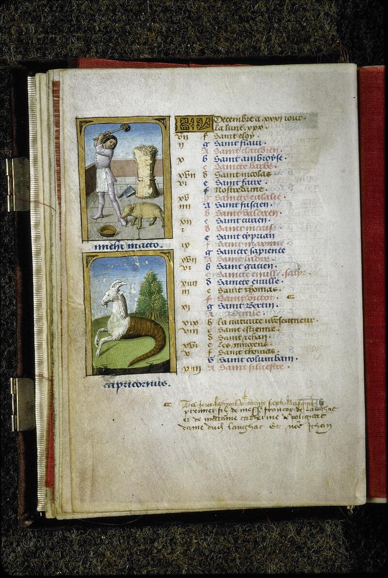 Lyon, Bibl. mun., ms. 5154, f. 007v - vue 1