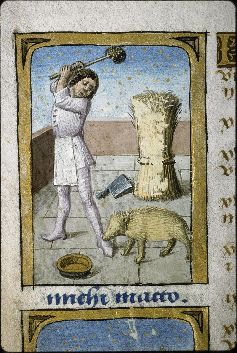 Lyon, Bibl. mun., ms. 5154, f. 007v - vue 2