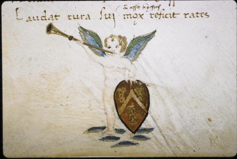 Lyon, Bibl. mun., ms. 5514, f. 001 - vue 4