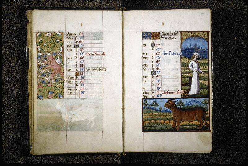 Lyon, Bibl. mun., ms. 6000, f. 004v-005