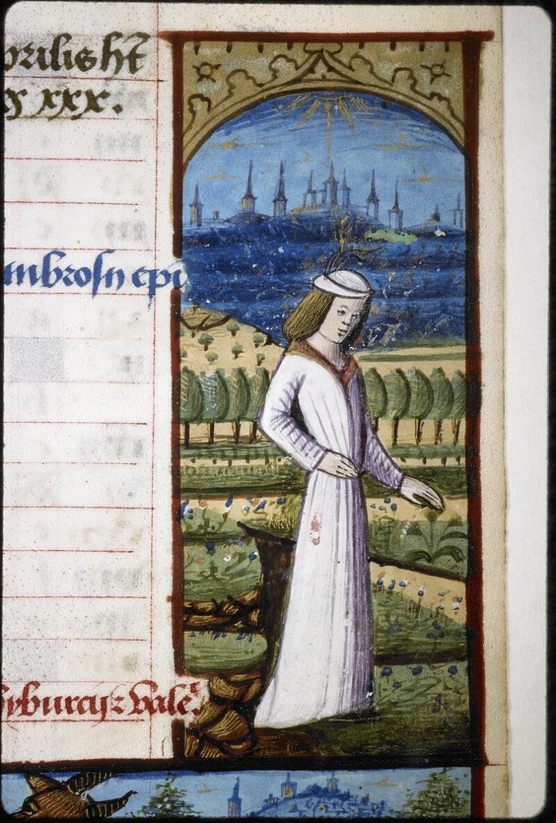 Lyon, Bibl. mun., ms. 6000, f. 005 - vue 1