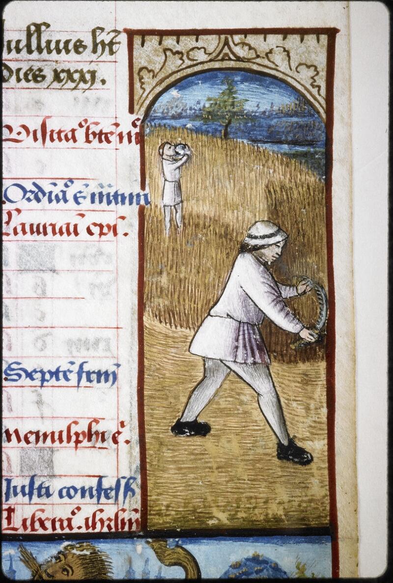 Lyon, Bibl. mun., ms. 6000, f. 008 - vue 1