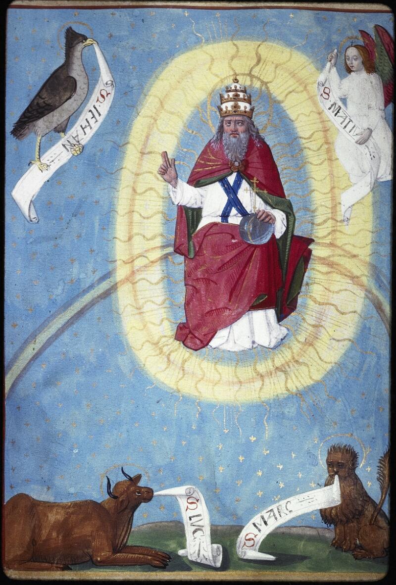 Lyon, Bibl. mun., ms. Coste 0100, f. 134