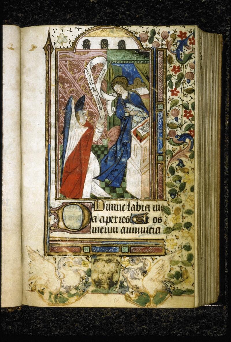 Lyon, Bibl. mun., ms. Palais des Arts 021, f. 021 - vue 1