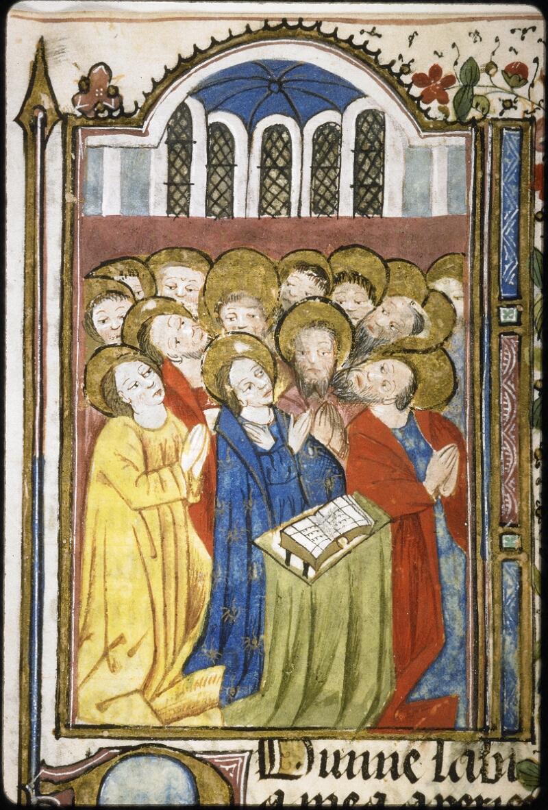 Lyon, Bibl. mun., ms. Palais des Arts 021, f. 056 bis - vue 2