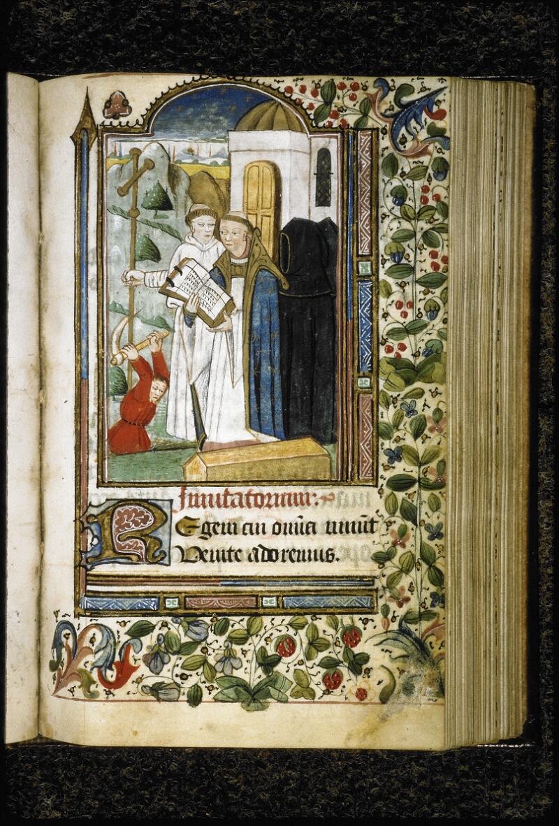 Lyon, Bibl. mun., ms. Palais des Arts 021, f. 067 - vue 1