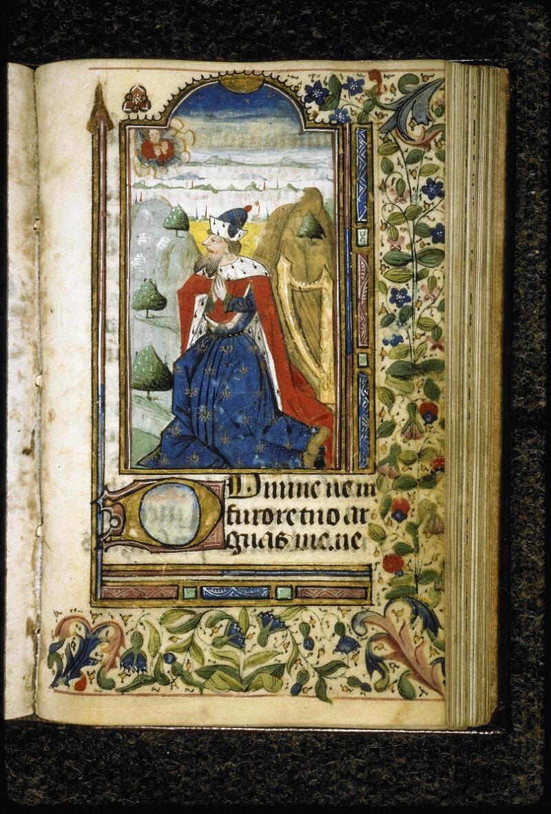 Lyon, Bibl. mun., ms. Palais des Arts 021, f. 100 - vue 1