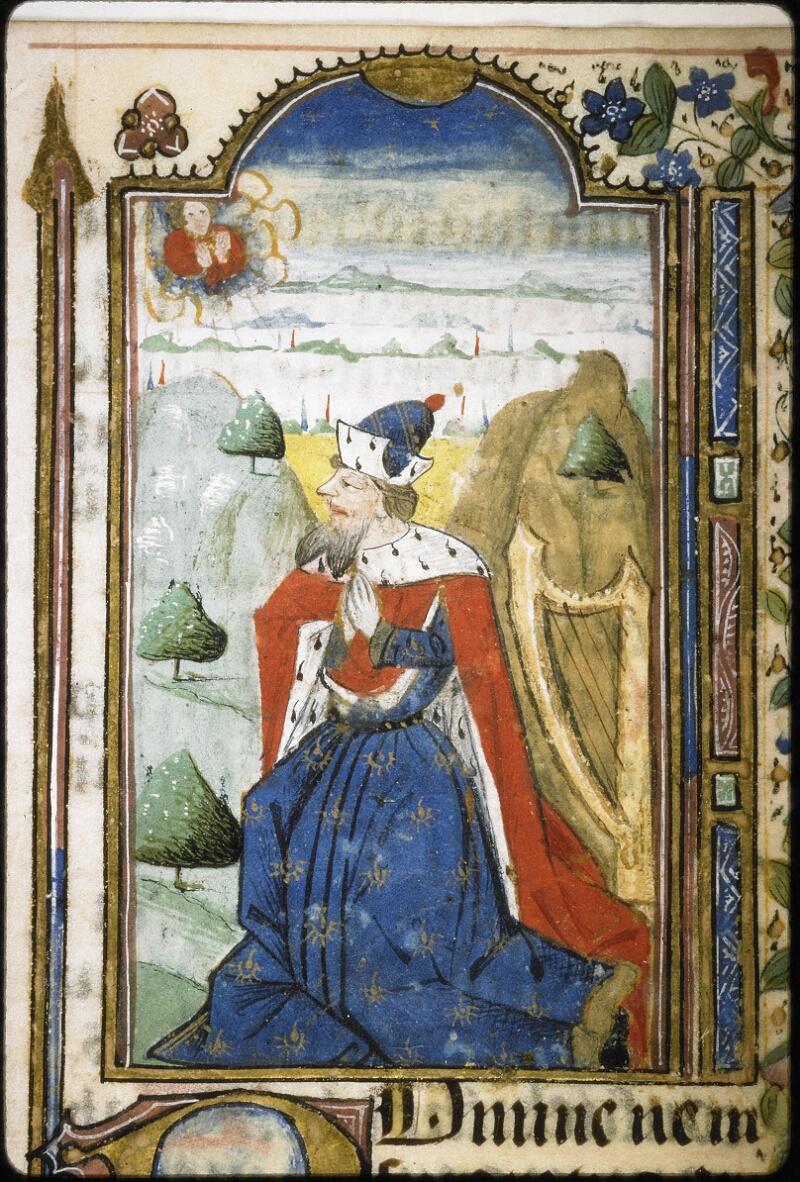 Lyon, Bibl. mun., ms. Palais des Arts 021, f. 100 - vue 2
