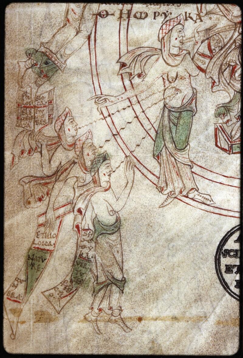 Lyon, Bibl. mun., ms. Palais des Arts 022, f. 001 - vue 4